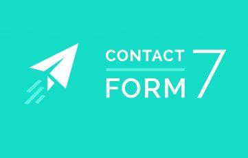 Contact Form 7 украинская версия