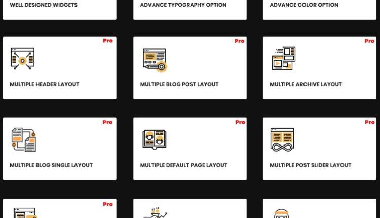 Нові шаблони для WordPress - GuCherry Blog