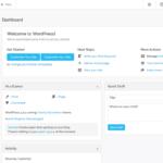 безкоштовний шаблон для адмінки WordPress
