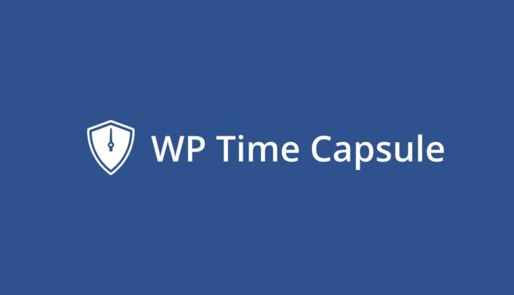 WP Time Capsule – вразливість в коді плагіну