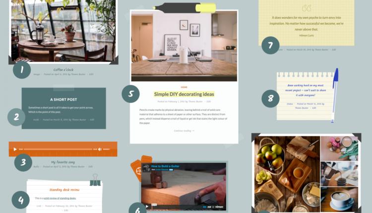 Новые шаблоны для WordPress - Scratchpad