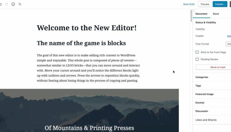 Додати візуальний редактор до уривку (excerpt)