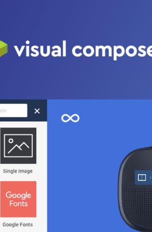 Видалити шрифт Google fonts у Visual Composer