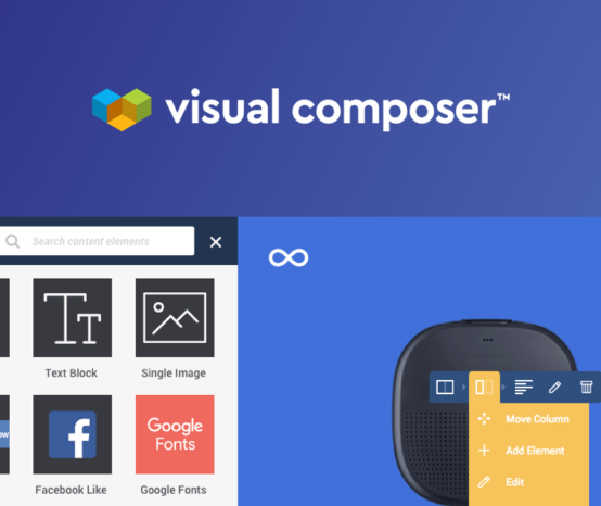 Видалити шрифт Google fonts у Visual Composer